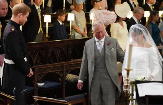 I was jealous of Prince Charles, Meghan's father speaks on…
