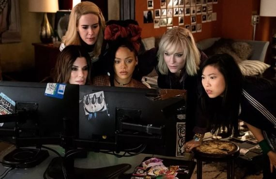 Ocean's 8, Black Rose… 10 movies you should see this…