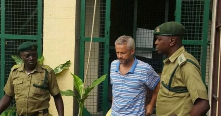 Lagos arraigns Danish man who allegedly killed Nigerian wife, daughter
