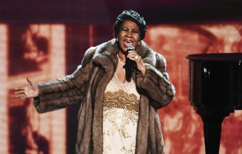 WATCH: The unforgettable moment Aretha Franklin brought Obama to tears