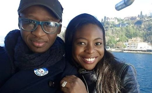 Bez Idakula and wife Bolatito welcome second son