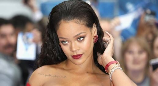 Rihanna: Most people are dating the idea of what their…