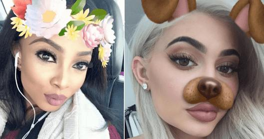 Snapchat filters linked to spike in plastic surgery requests