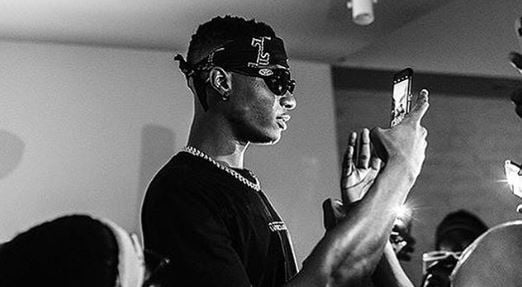 Wizkid reveals project with 'very big' American producer