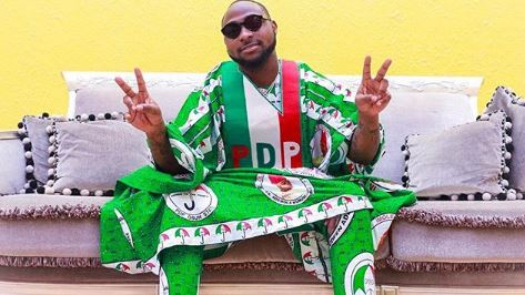 QUESTION: Did Davido flout NYSC bye-laws by campaigning for Adeleke?