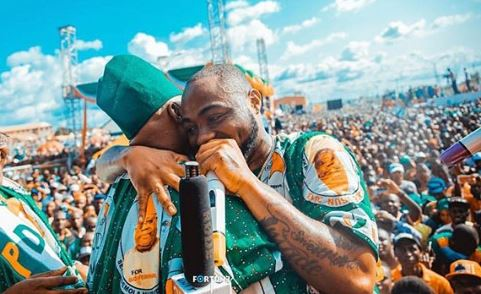 Ireti Doyle: Why we should all emulate Davido's 'we die…