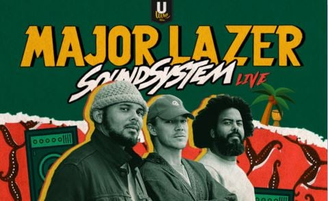 After releasing star-studded 'Afrobeat Mix', Major Lazer to perform in…