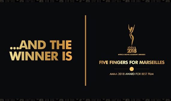 FULL LIST: 'Five Fingers For Marseilles' takes five at AMAA…