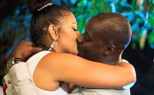 PHOTOS: Chris Attoh remarries, says 'God heard my prayers'