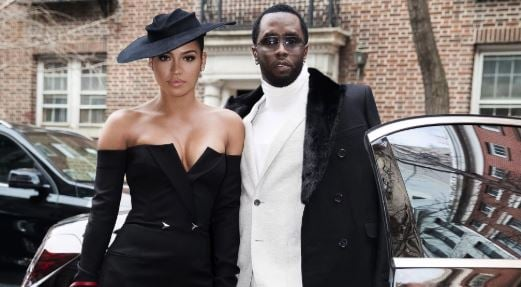 Diddy and Cassie call it quits after dating for 10…