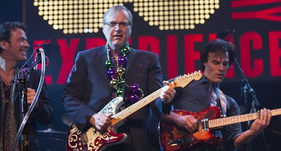 VIDEO: Paul Allen, late Microsoft co-founder, 'played guitar like Jimi…