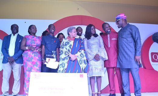 Micheal Emmanuel emerges winner of Quramo Writers' Prize 2018