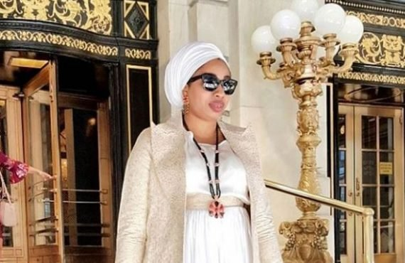 There is grace in forgiveness, ooni's ex-wife sends congratulatory message
