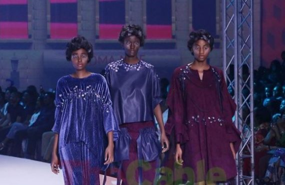 PHOTOS: Lanre Da-Silva, Idma-Nof… runway looks from GTB Fashion Weekend…