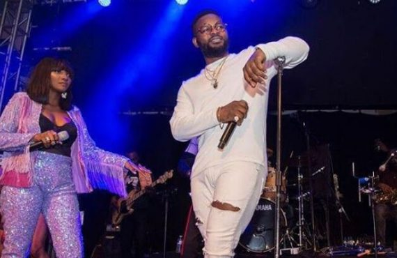 PHOTOS: How Simi, Wande Coal pulled off London shows on…