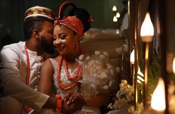 PHOTOS: Linda Ejiofor, Ibrahim Suleiman are married