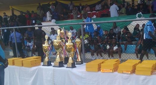 Uniport wins West Africa Universities Games