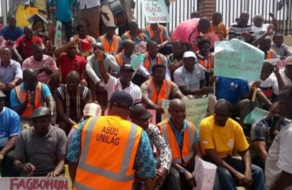 FILE: ALL the times ASUU has gone on strike since…