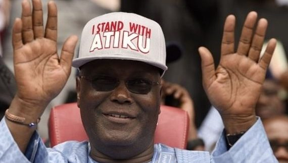 Atiku is Nigeria's top trending politician on Google in 2018