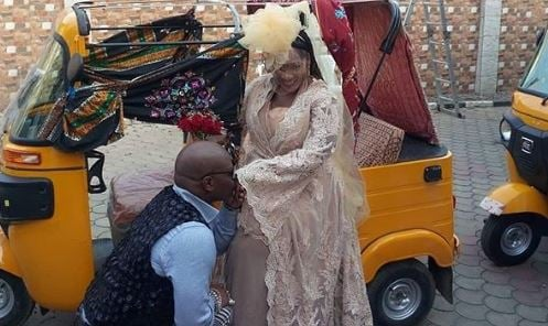Charly Boy reveals why he finally married partner after 40…