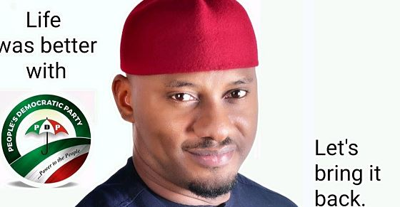 Yul Edochie defects to PDP — third party in less…