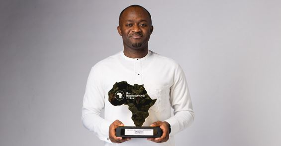 Samson Itodo named young person of the year at Future…