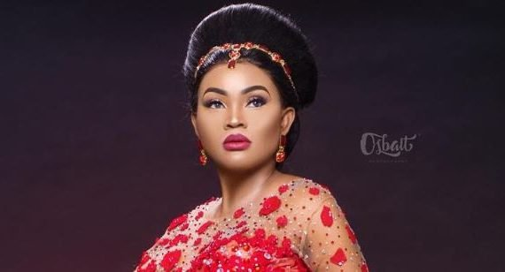 Mercy Aigbe's red dress, 'This is Nigeria'… top entertainment controversies…