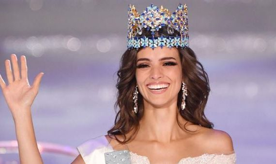 Mexican model crowned 2018 Miss World