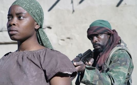 This is 'Rise', a Boko Haram-inspired Hollywood movie shot in…