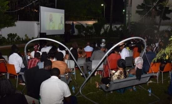 PHOTOS: British Council hosts first screening of 'Up North'