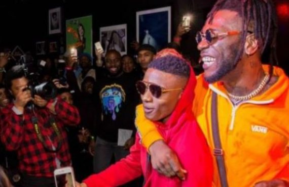FULL LIST: Wizkid, Burna Boy bag most nominations in Soundcity…
